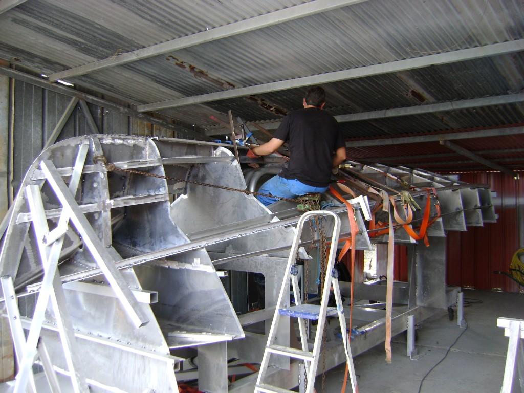 Construction neuve aluminium